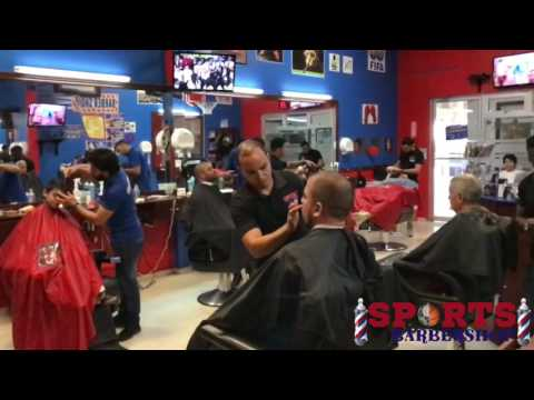 Sports Barbershop Honduras la mejor barberia deportiva del pais