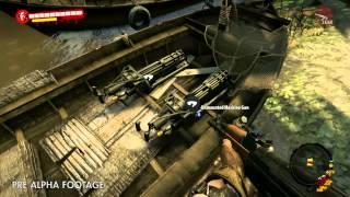 Dead Island Riptide - First Gameplay Walkthrough [Europe]