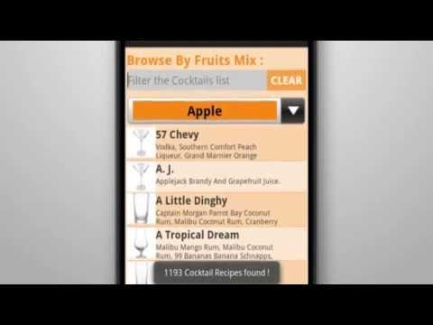 Drinks Guide™ Beers N Cocktail - Android Free App