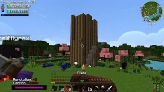 El Arbol Sin Nombre Apocalipsisminecraft4 Episodio 17 Vegetta Y Willyrex Youtube