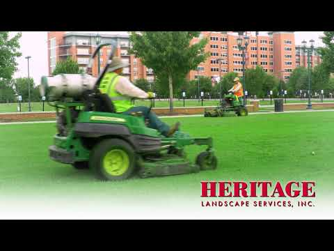 Heritage Landscape Services | A Family Buisness | Columbia SC