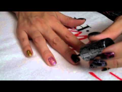 OPI - Katy Perry, Serena Williams & Black Shatter