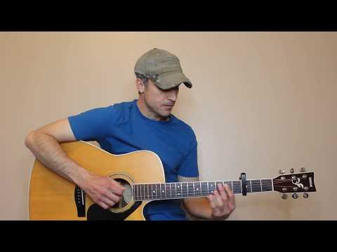 Those I've Loved - Eric Church - Guitar Lesson | Tutorial