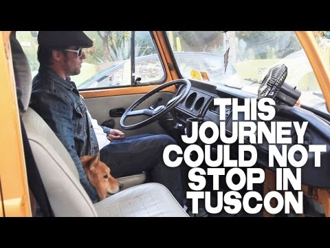 This Journey Could Not Stop In Tucson featuring Filmmaker Aaron Caine