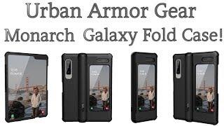 Galaxy Fold Urban Armor Gear Case Review!