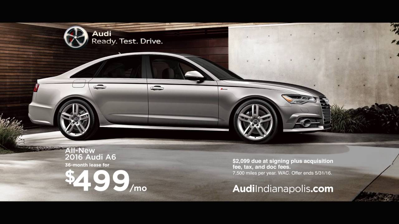 Audi Indianapolis May Deals YouTube - Audi indianapolis
