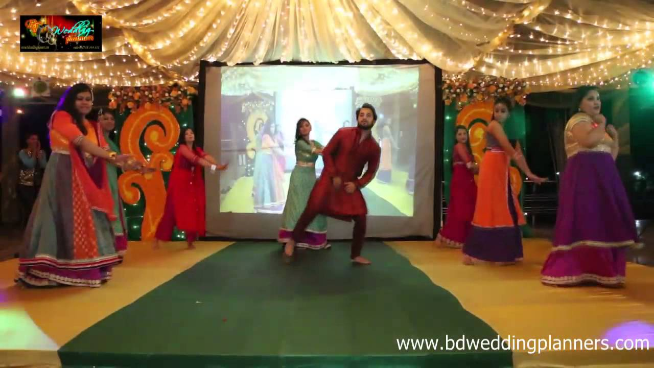 Anik Holud Dance By Bd Event Management Wedding Planners Youtube