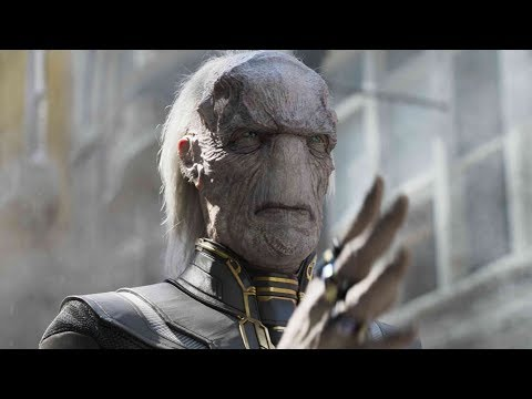 The Truth About The Black Order From Infinity War