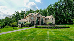 Luxury Home For Sale 6 BED 7 BA 3.5 AC 3 Great Hills Rd New Hope PA 18938 Real Estate Bucks County