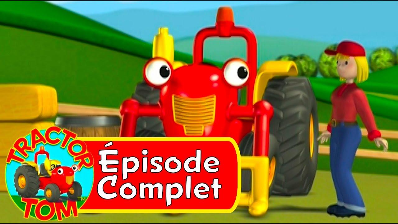 Tracteur tom 10 le grand saut pisode complet fran ais youtube - Le tracteur tom ...