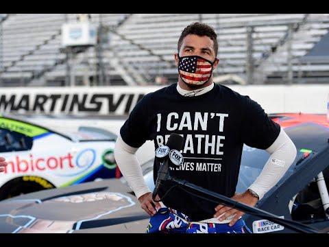 NASCAR Investigates Noose Found In Garage Stall Of Black Driver ...