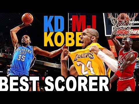 T-Mac Disagrees Pierce About Kevin Durant Being Better Scorer Than Jordan & Kobe (01.11.2018)