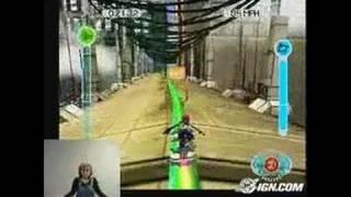 EyeToy: AntiGrav PlayStation 2 Gameplay - Child