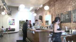 portland oregon, Stumptown Coffee Roasters