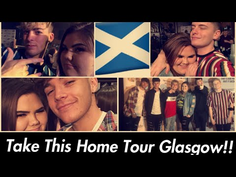 Being called out by Andy Fowler?🐍  RoadTrip - Take This Home Tour Glasgow 🏴󠁧󠁢󠁳󠁣󠁴󠁿