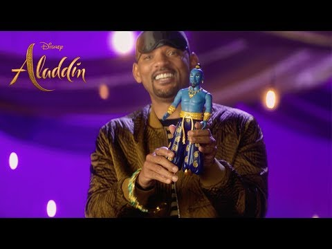 Disney's Aladdin - Will Smith Mystery Box