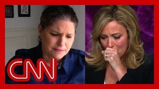 Daughter's heartbreaking story brings Brooke Baldwin to tears