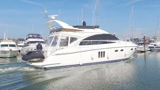 Princess 54 used boat | Motor Boat & Yachting