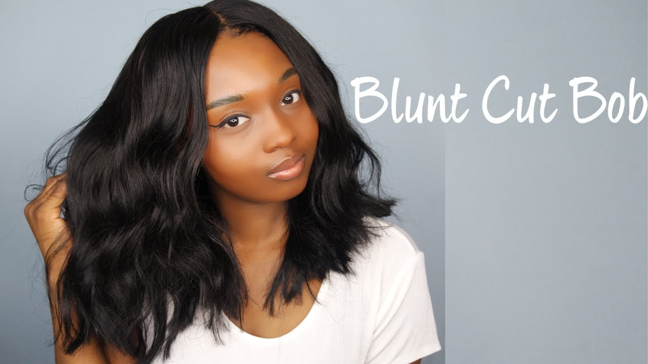 blunt cut hair style blunt cut bob ywigs hair 5710 | maxresdefault