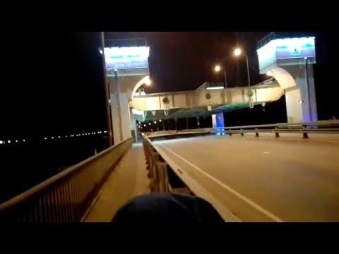 В Рязани поднимают мост на северной окружной