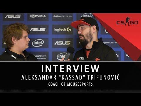 "Interview with Aleksandar ""kassad"" Trifunović @ ESL One Cologne"