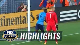 New York City FC vs. New England Revolution | 2017 MLS Highlights