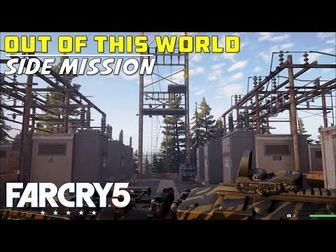 Out of This World | Reroute Electrical Transformers | Holland Valley Side Mission | Far Cry 5