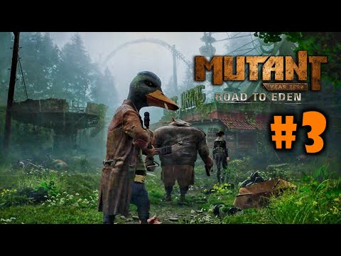 Mutant Year Zero: Road To Eden | #3 - TAZE KAN!