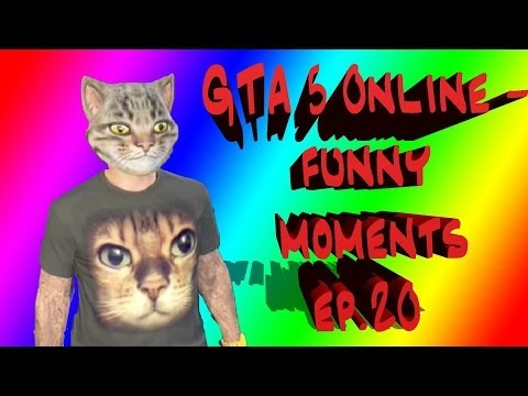 GTA 5 online - funny moments ep.20