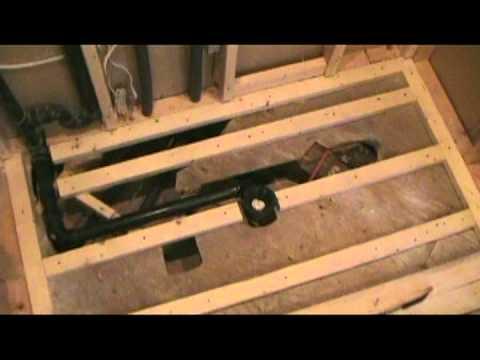 Bathroom Renovations Part 3 Installing Cement Boards