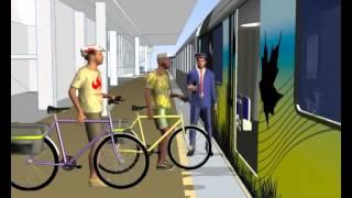 Concept-train modes doux/tourisme