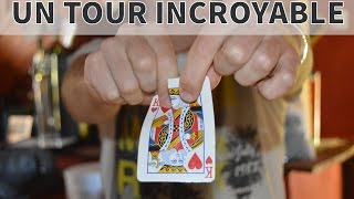 Déchirer et Reconstituer une Carte - Tour de Magie INCROYABLE (expliqué)