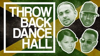 Gambar cover Throwback Dancehall Mix | Classic Dancehall Songs | Early 2000's Old School Ragga Club Mix Reggae