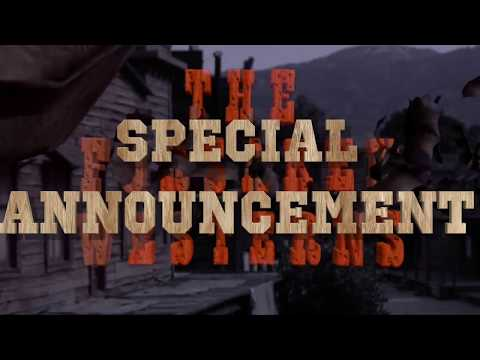 The Forsaken Westerns Special Announcement NEW EPISODE Plus DVD RELEASE