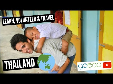 GoEco - Learn, Volunteer and Travel in Thailand