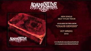 "ADAMANTINE - ""Chaos Genesis"""