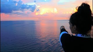 Yolcu Gemisi ile Karayipler'e Gittim | Bahamalar'da Bir Ada