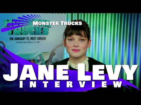 Monster Trucks - JANE LEVY INTERVIEW