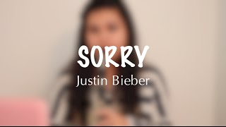 Sorry-Justin Bieber (Clarinet Cover)