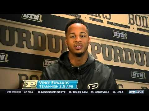Vince Edwards - BTN Live Interview