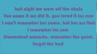 Pitbull-Last Night ft Havanna Brown & Afrojack (Official Lyrics)