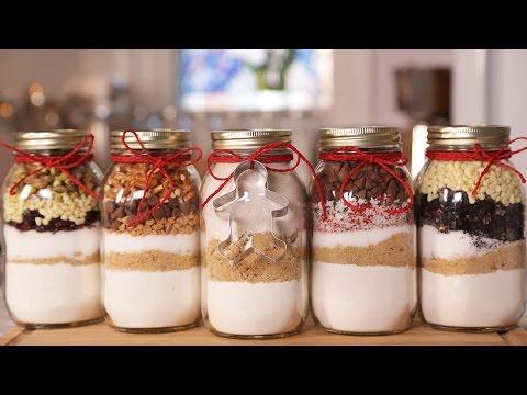 5 Cookie-In-A-Jar Recipes | Ultimate Cookie Countdown