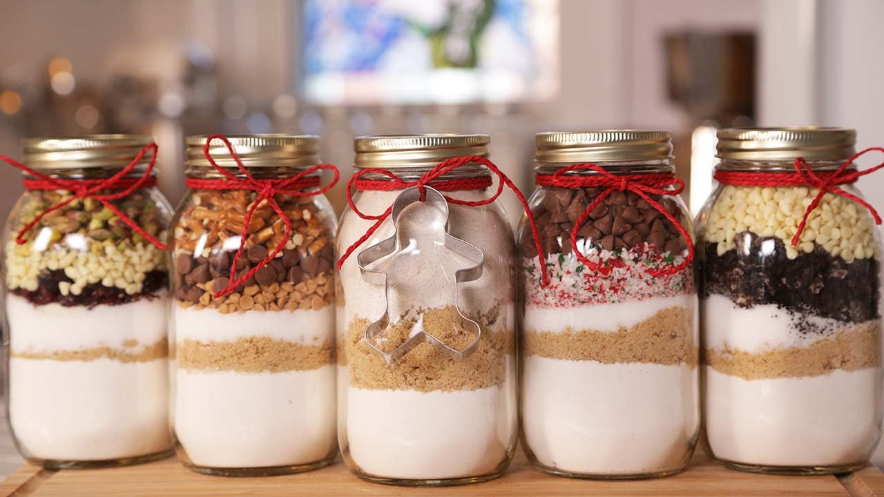 5 Cookie In A Jar Recipes Ultimate Cookie Countdown