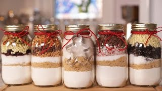 5 Cookie-in-a-jar Recipes | Ultimate Cookie Countdown