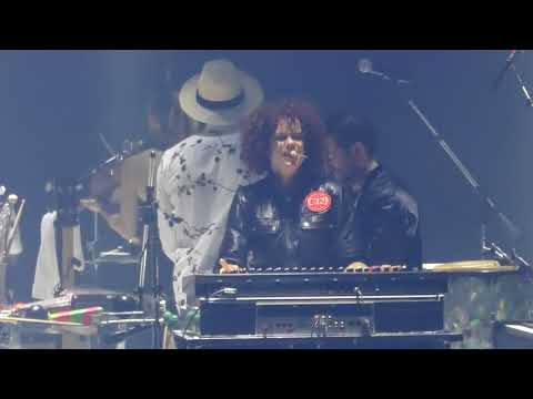 """Wake Up & Stand By Me"" Arcade Fire@Wells Fargo Center Philadelphia 9/17/17"