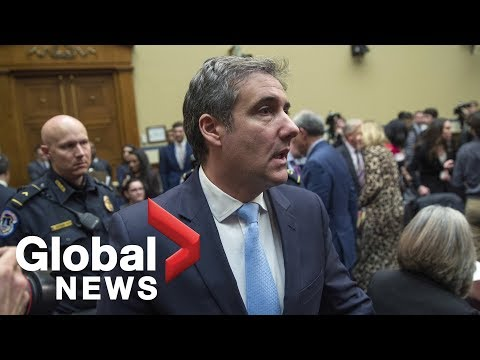 HIGHLIGHTS: Michael Cohen's testimony to Congress (Part 2)
