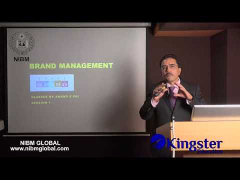 MBA Videos - Brand Management - Online MBA in India