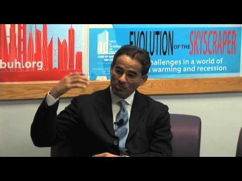 CTBUH Video Interview - H.E. Mohamed Ali Alabbar