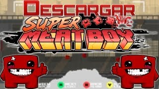 Descargar E Instalar Super Meat Boy