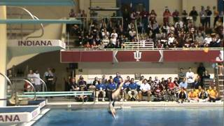 2011 Big Ten Conference 1M Women Championship Final